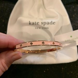Kate Spade Pink Bracelet